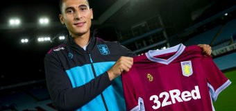 Aston Villa loan Ligue 1 star