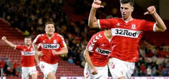 Match Report: Middlesbrough 1-0 West Brom