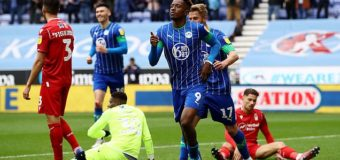 Match report: Wigan 1-0 Nottingham Forest