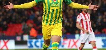 Match report: Stoke 0-2 West Brom